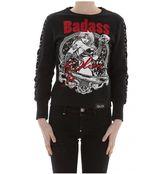 Philipp Plein Badasse Sweatshirt