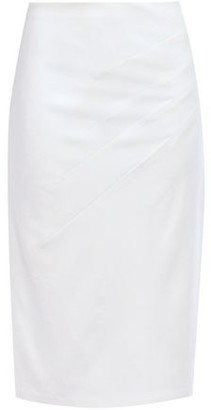 Alice + Olivia Stretch-jersey Pencil Skirt