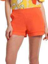 Trina Turk Haute Havana Solid Shorts