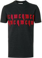 McQ by Alexander McQueen branded T-shirt