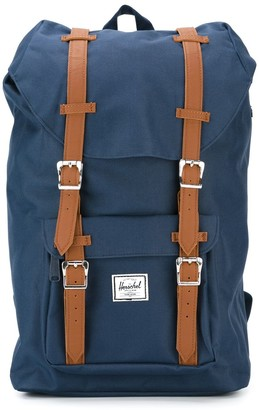 Herschel Buckle Detail Backpack