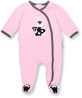 Le Top Lambie Footie (Baby Girls)