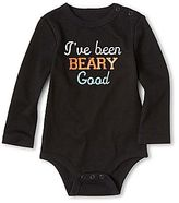 Joe Fresh Joe FreshTM Long-Sleeve Bodysuit - Boys 3m-24m