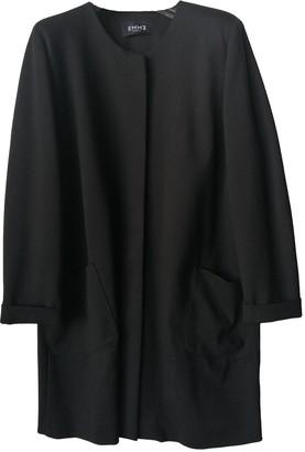 Marella Black Trench Coat for Women