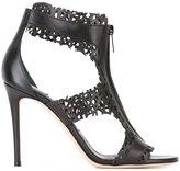 Jimmy Choo 'Megan' sandals - women - Leather - 39.5