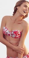 Babydoll Scarlet Serpentine Bandeau Bikini Tops by PilyQ