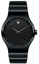Movado 41mm Ceramic Museum Watch