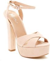 Mixx Shuz Yolanda Strappy Platform Heel