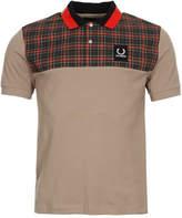 Fred Perry x Raf Simons Polo Shirt - Soft Stone Grey