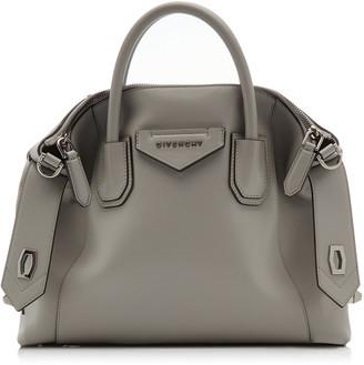 Givenchy Antigona Small Soft Leather Shoulder Bag