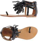 Bryan Blake Toe strap sandals