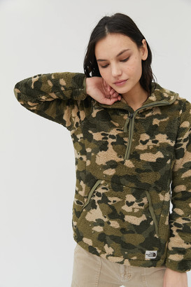 The North Face Campshire 2.0 Sherpa Hoodie Sweatshirt