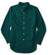 Ralph Lauren Boys 8-20 Plaid Shirt
