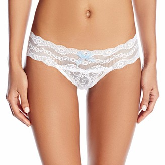 B.Tempt'd Women's Lace Kiss Thong Pant