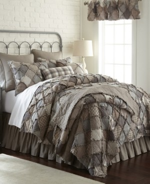 American Heritage Textiles Smoky Mountain Cotton Quilt Collection, Queen