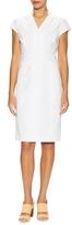 Lafayette 148 New York Isabella Cotton Sheath Shirtdress