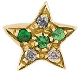 Carolina Bucci 18kt yellow gold 'Superstellar' star stud earring
