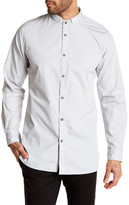 Zanerobe Tuck 7ft Long Sleeve Trim Fit Shirt