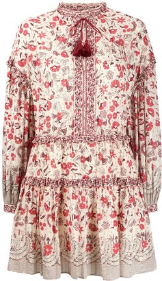Ulla Johnson Marigold floral-print dress
