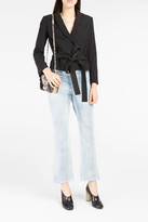 Helmut Lang High-Rise Flare Jeans