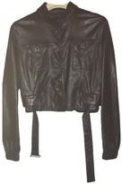 Non Signã© / Unsigned Non SignA / Unsigned Black Shearling Jackets