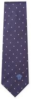 Versace Triangle Silk Tie