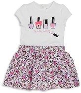 Kate Spade Infant Girls' Perfectly Polished Bodysuit & Skirt Set - Baby