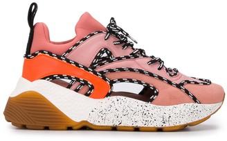 Stella McCartney Eclypse cut-out sneakers