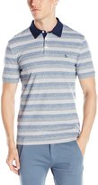 Original Penguin Men's Short Sleeve Lawn Collar Polo Shirt