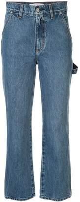 Nobody Denim Studio straight-leg jeans