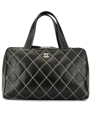 Chanel Pre-Owned Wild Stitch shoulder bag