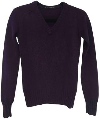Balenciaga Purple Wool Knitwear for Women