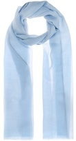 Loro Piana Fil and Fil cashmere scarf