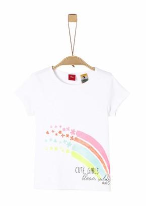 S'Oliver Girls' 403.10.004.12.130.2020038 T-Shirt