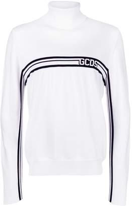 GCDS turtleneck sweater