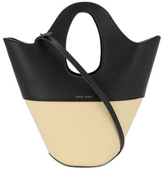 Danse Lente Small Tote Leather Bag