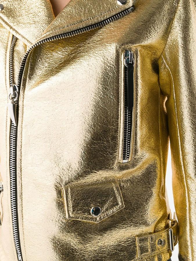 Thumbnail for your product : Giuseppe Zanotti Berlyn biker jacket
