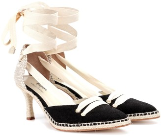 Castañer By Manolo Blahnik Manolo Medium espadrille pumps