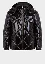 Versace Vinyl Down Jacket