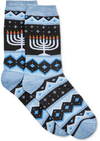 Charter Club Women's Holiday Fair Isle Socks, Only at Macy's