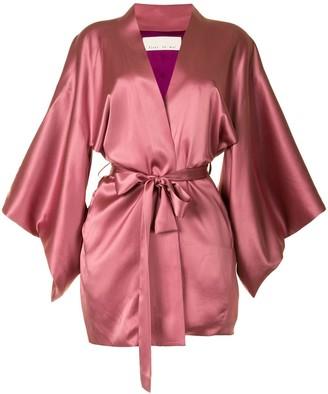 Fleur Du Mal Haori Kimono robe