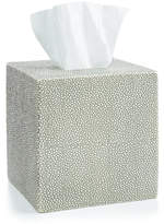 Hotel Collection CLOSEOUT! Shagreen Tissue Holder, Created for Macy's