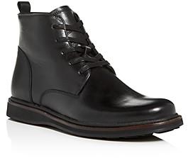 John Varvatos Men's Brooklyn Leather Boots