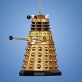 Kurt Adler Doctor WhoTM Bronze Dalek Ornament
