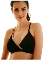Belabumbum Ariel Sleep bra - Black/Pink-Small