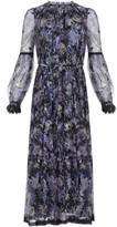 Needle & Thread Lilacs Ditsy Ballerina Dress