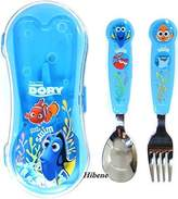 Disney Pixar Finding Dory Kids Spoon Fork Case Set by