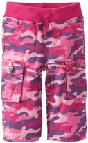 Carhartt Baby-Girls Newborn Washed Printed Camo Rip Stop Pant
