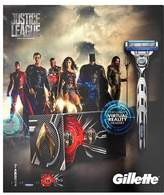 Gillette Mach 3 Justice League Giftset with VR Headset