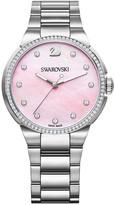 Swarovski City Rose Bracelet Watch